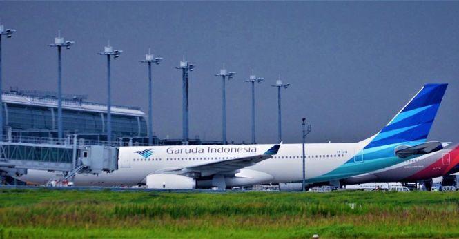 Sekarang bisa check in online Garuda Indonesia lewat Garuda web checkin link, dan mobile apps check in.