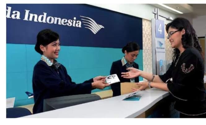 Layanan Airport Check in ini adalah alternatif untuk kamu yang lupa melakukan check in online Garuda Indonesia lewat Garuda web checkin link, mobile apps atau phone checkin.