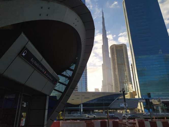Cerita Pengalaman Transit Eksplore Dubai 5 Jam