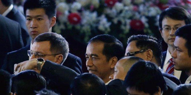 4 Cerita Unik Ketika Jokowi Presentasi Di Apec