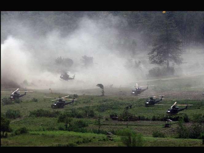 Wow! Serunya Latihan Gabungan TNI 2014!