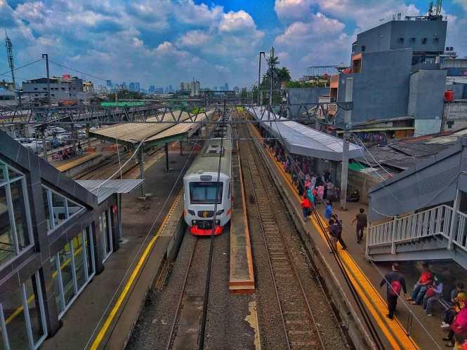Jadwal Kereta Bandara Soekarno Hatta Dari Stasiun Duri