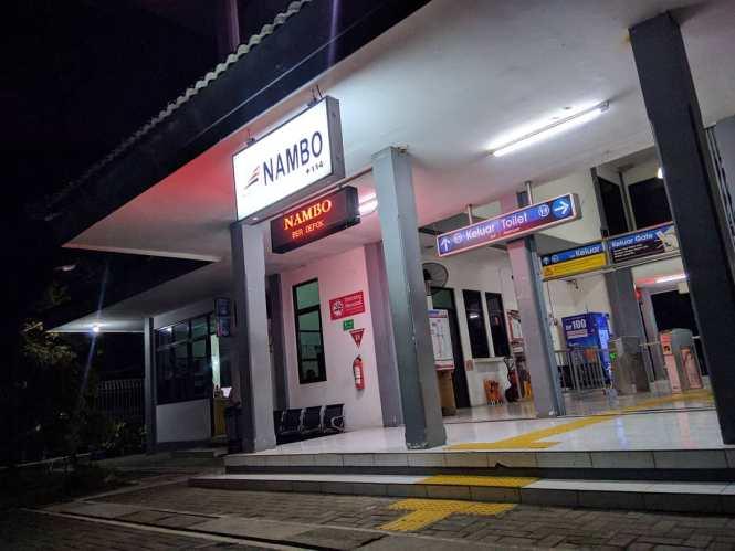 Jadwal Kereta Nambo Depok Duri Angke KRL Commuterline