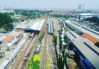 Jadwal Kereta Surabaya Pasar Turi Terbaru