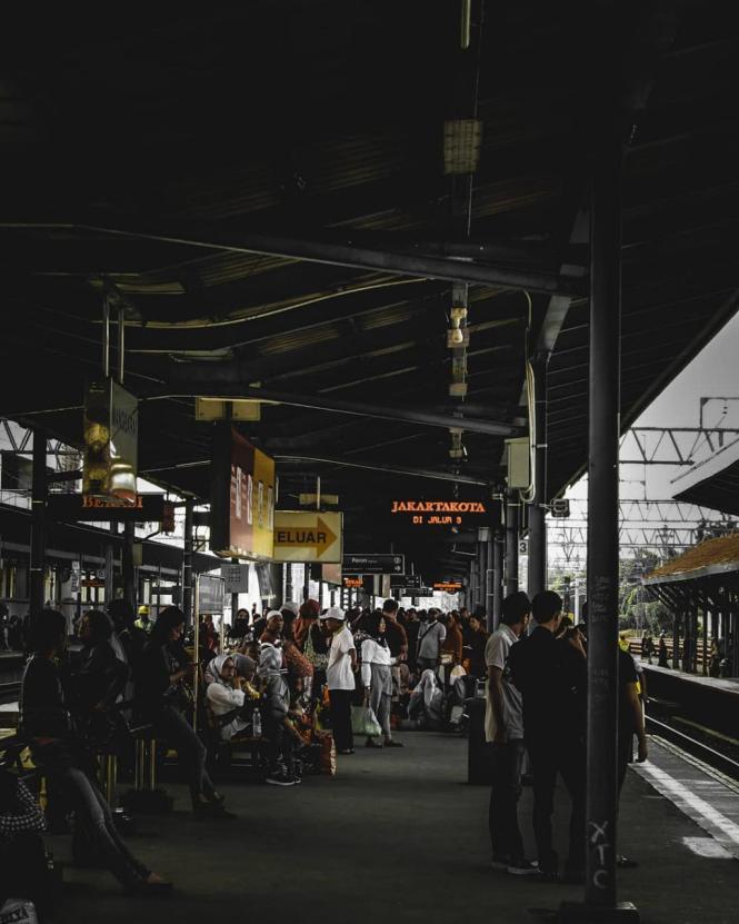 Jadwal KRL Manggarai Cikarang Dari Stasiun Manggarai