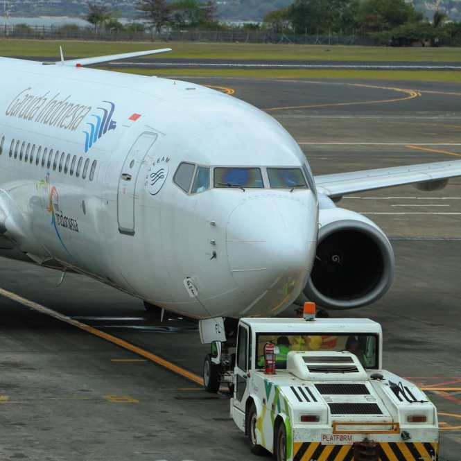 Jadwal Penerbangan Garuda Indonesia Terbaru