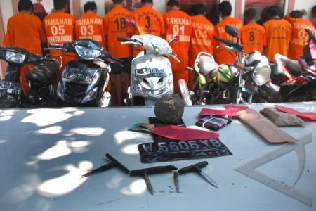 5 Modus Kejahatan Yang Populer Di Indonesia