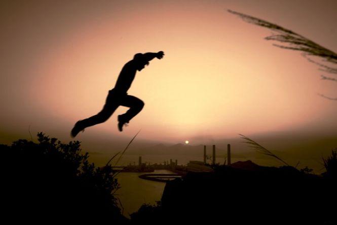 13 Pelajaran Hidup Yang Didapatkan Dari Olah Raga Parkour