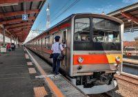 Rute KRL Commuter Line Jakarta