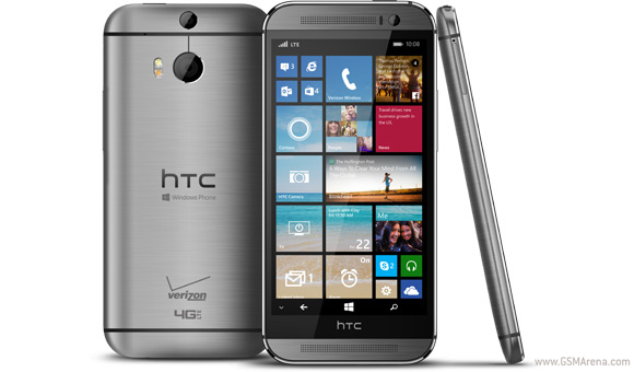 Terbaru! HTC One (M8) Dengan Duo Kamera Dan Sistem Operasi Windows 8.1