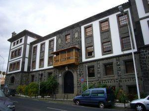 De gevangenis in Santa Cruz de La Palma