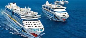 AIDA Treffen auf Malta