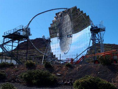 Magic Teleskop La Palma