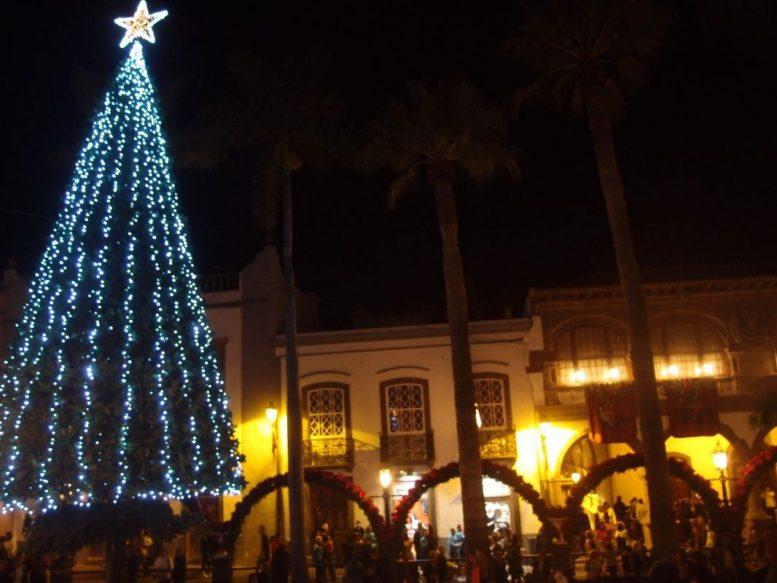 Navidad auf La Palma