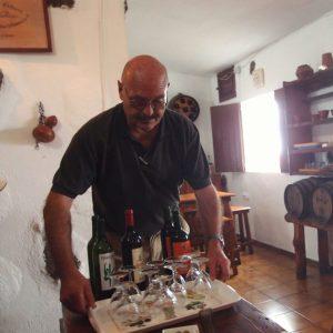 Bodega - Weinprobe