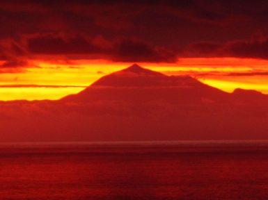 Sonnenaufgang La Palma