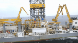 Repsol Ölbohrschiff