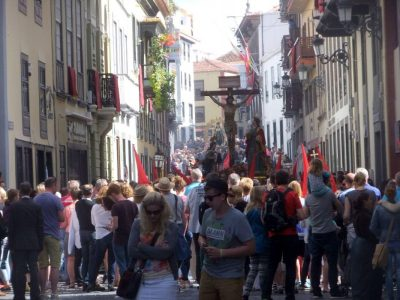 Oster Prozession Semana Santa