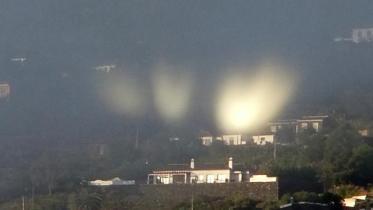 Lichtphänomen