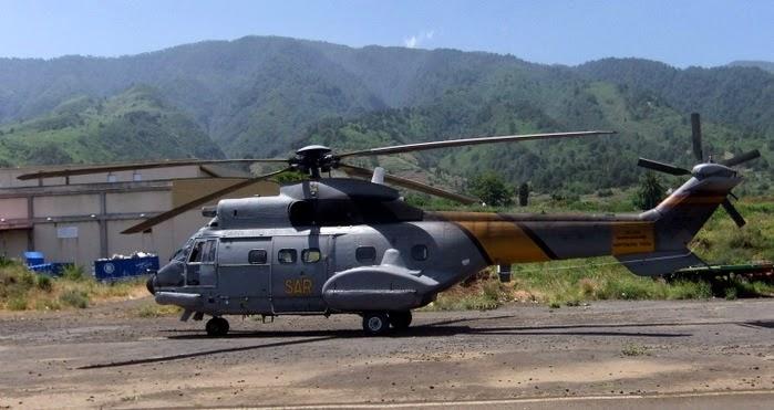 SAR-Hubschrauber