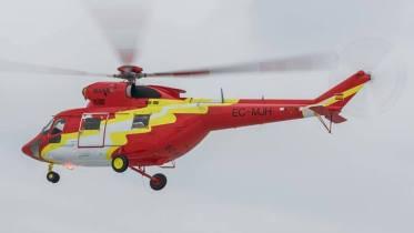 Hubschrauberrettung