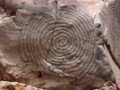 Steingravuren