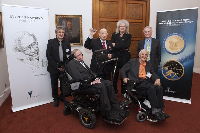 AstrophysikerStephen Hawking
