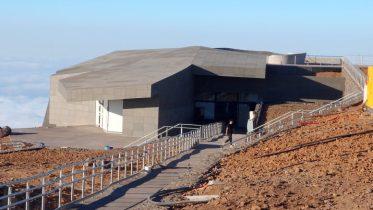 Centro de Visitantes del Roque de los Muchachos