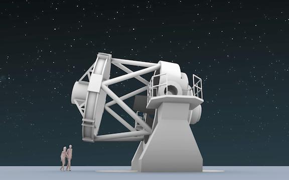 Teleskope botschaften aus dem all geo