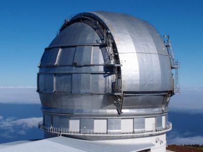 Grantecan Teleskop