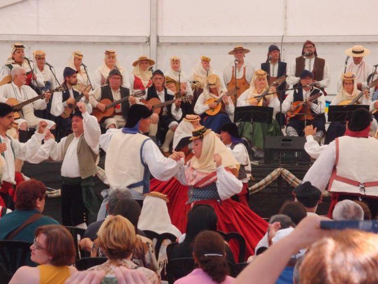 Kanarische Folklore