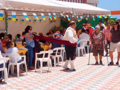 Kleiderordnung - Dia de Canarias