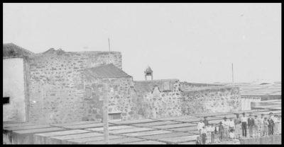 Castillo San Miguel - La Palma Historie
