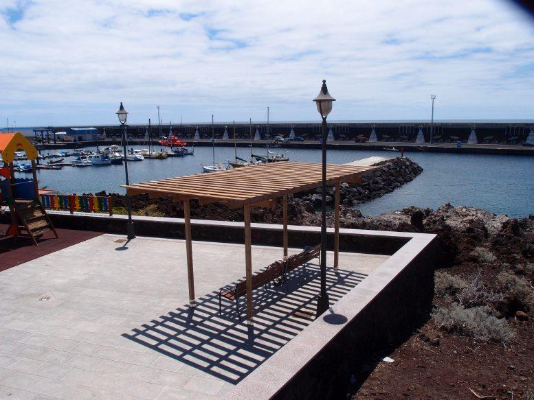 Hafen El Hierro - Start zum Fass-Abenteuer