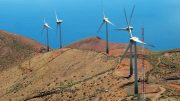 Windräder als Energiequelle