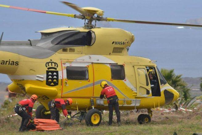 BRIF Hubschrauber