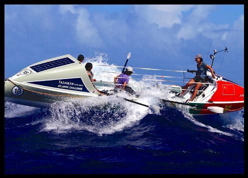 Ruderboot - Österreicher
