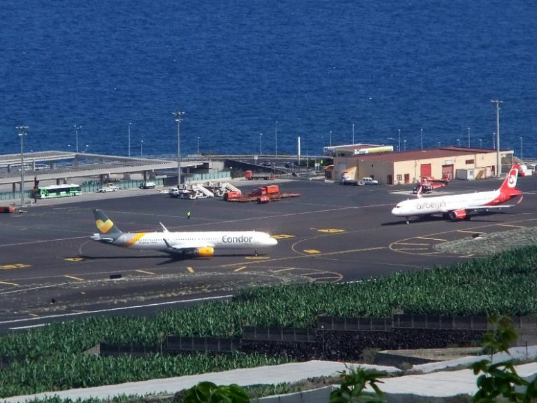 Flugplatz Mazo - Condor