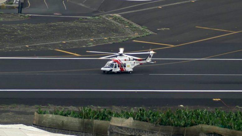 Hubschrauber Einsatz