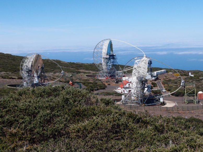 Teleskope - Gammablitz