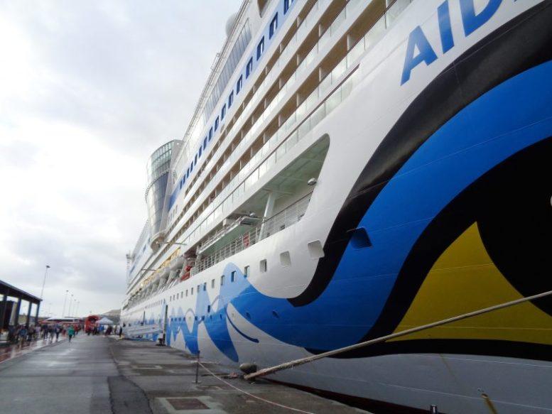 Kreuzfahrtschiff - AIDA Cruises