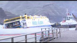 Schiff - Katamaran-Fähre