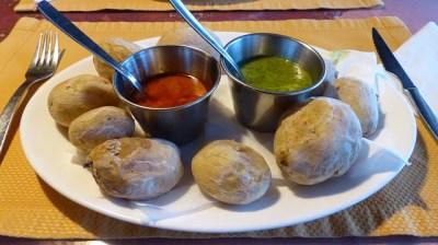 Runzelkartoffel - Palmerische Küche