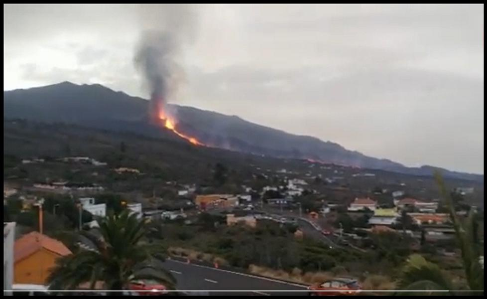 Jetzt fließt die heiße Lava wieder