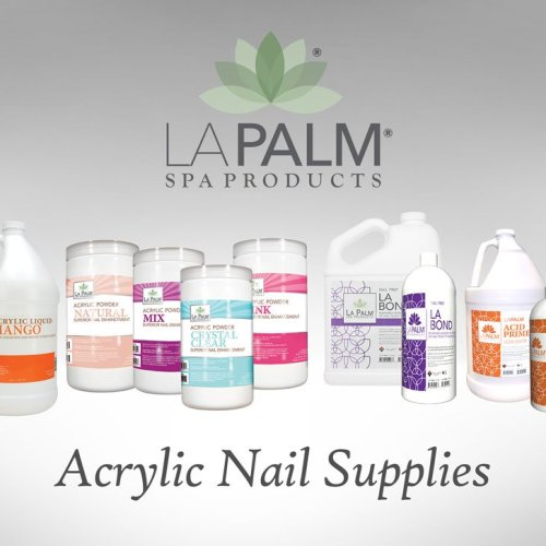 Acrylic Powder and Supplies