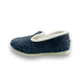 pantoufle-bleu marine