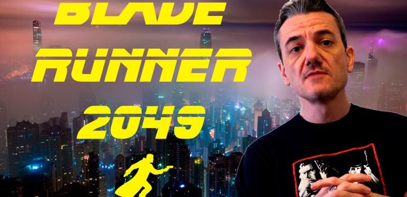 VLOG: BLADE RUNNER 2049