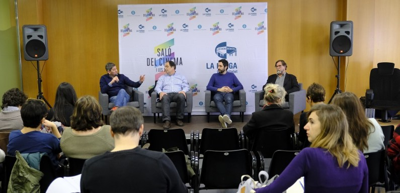 CINE Y SERIES 2018: NOTA DE PRENSA