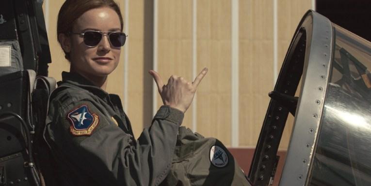 Brie Larson celebra los 4 años transcurridos desde que fue elegida como Capitana Marvel