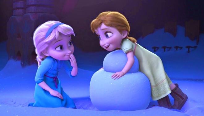 'Frozen': Así fue añadida 'Hazme un muñeco de nieve' en el último momento